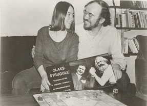 Class Struggle Board Game