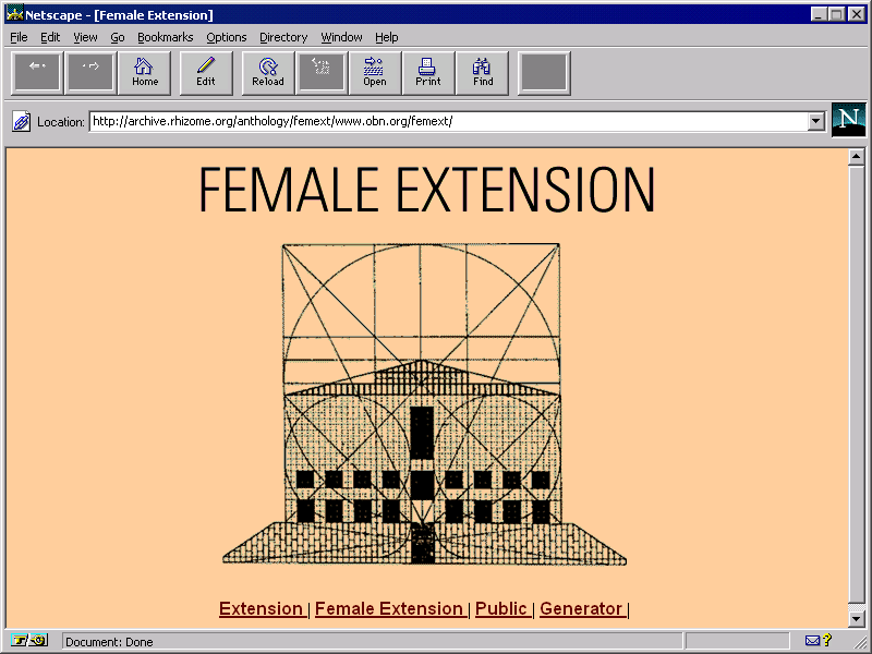 Female extention